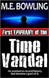 Time Travel Science Fiction - Time Vandal cover